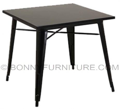 ed125 table metal frame
