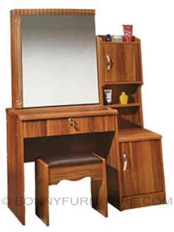 ed6025 dresser with stool
