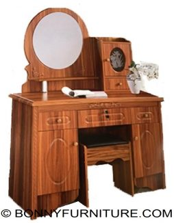 ed6030 dresser with stool