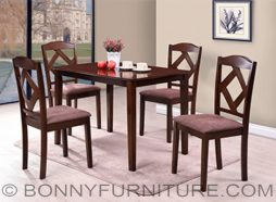 kester dining set 4-seaters