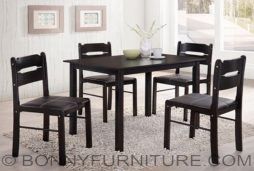 kian dining set 4-seaters