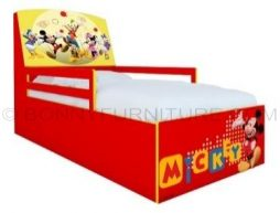 m101 children kids bed mickey