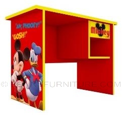 mi03 children study table mickey
