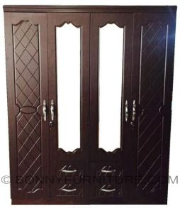 rs-524 wardrobe 4-door