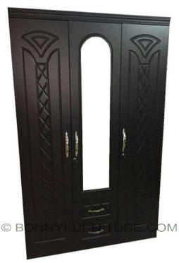 rs-638 wardrobe 3-door