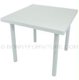 cofta plastic square table