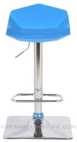 bar stool blue tym-037bs