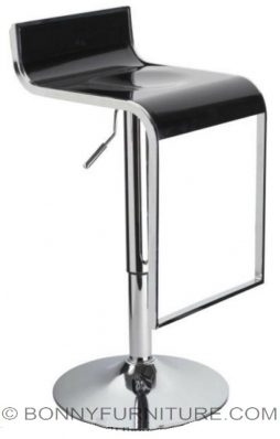 yy-623 bar stool black