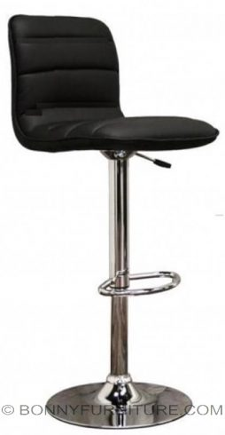 yy-a630 bar stool black