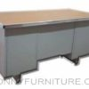 b011 office table metal