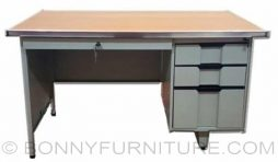 b031 office table metal
