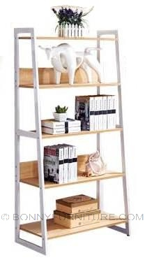 bk-8839 book shelf open display rack
