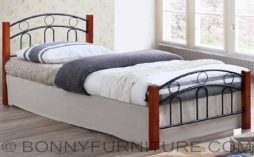 jit-dq36 wooden post bed