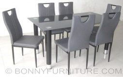 jit-grako 6-seater dining set