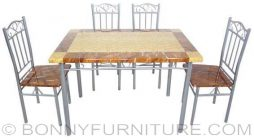 jit-mp4 dining set 4-seater