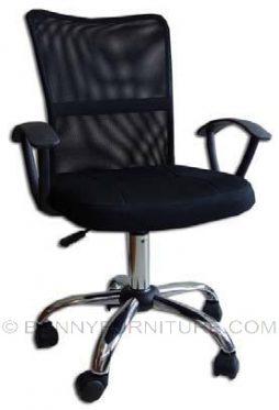 jit-q4a office chair mesh back