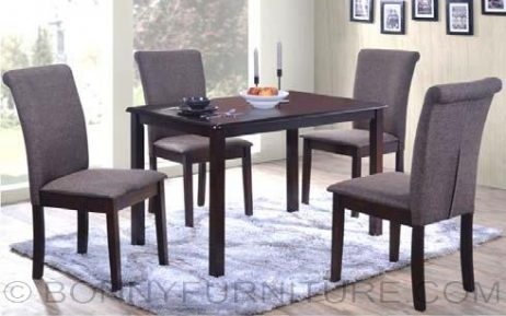jit-seth 4-seater dining set