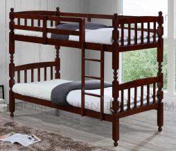 Wooden Double Deck Samson Jr