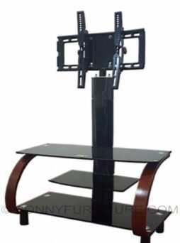 tv7461 tv stand with bracket