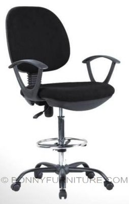 ym-106-1 tellers chair with arm