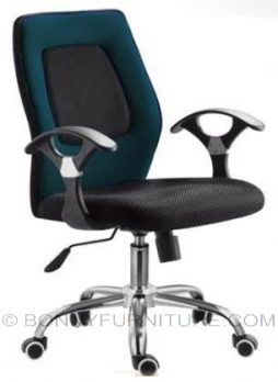 ym-8013 dark green office chair
