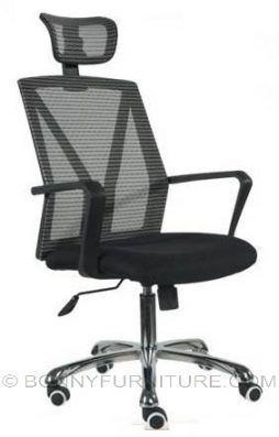 ym-915 office chair with headrest