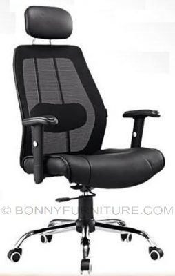 ym-j69 executive chair with headrest