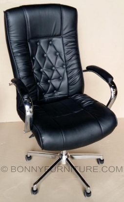 232 executive chair chrome base