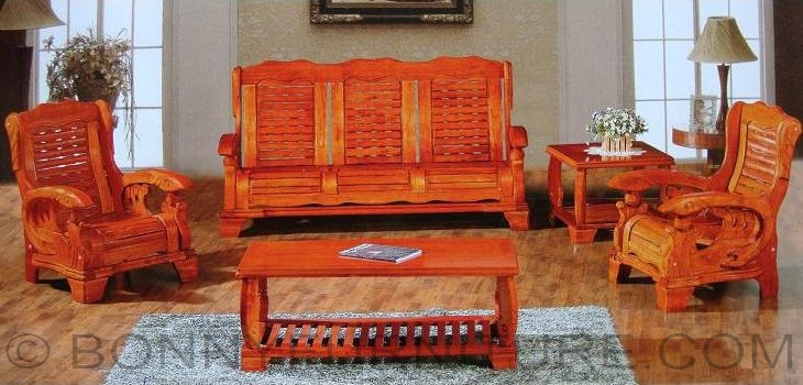 Arowana / flowerhorn wooden sala set 311   bonny furniture