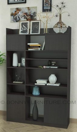 bookcase harry wenge