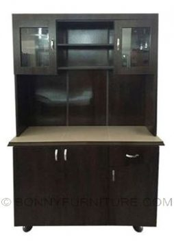 pb148 kitchen cabinet with cabinet