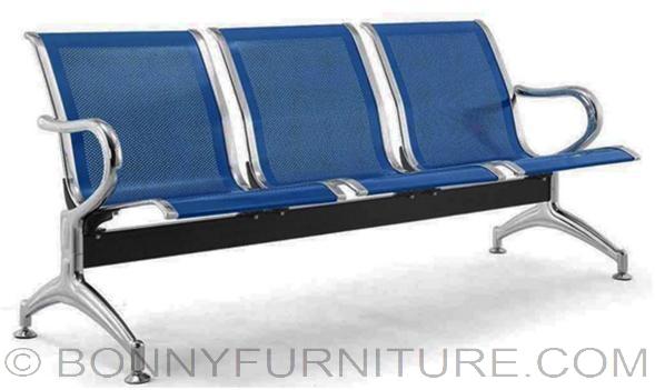 Gc A19 Gang Chair 3 Seater Bonny Furniture