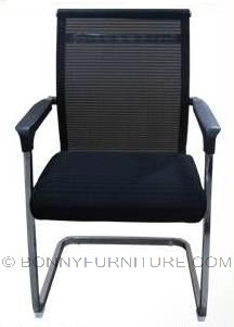 ym-888 visitor chair mesh back