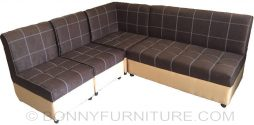 Mathew Corner Sofa Set L-shape sofa