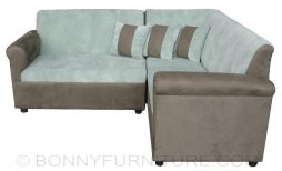 JR 1006 C l-shape sofa