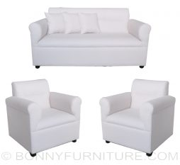 jr 1009 sofa set 311