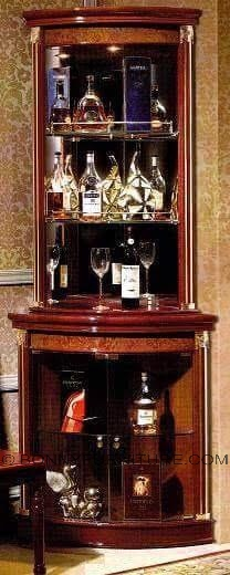 s-815 wine cabinet display rack