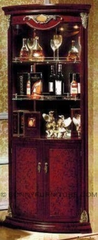 s-850 display cabinet corner