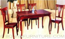 DT-B08 dining set 6-seaters
