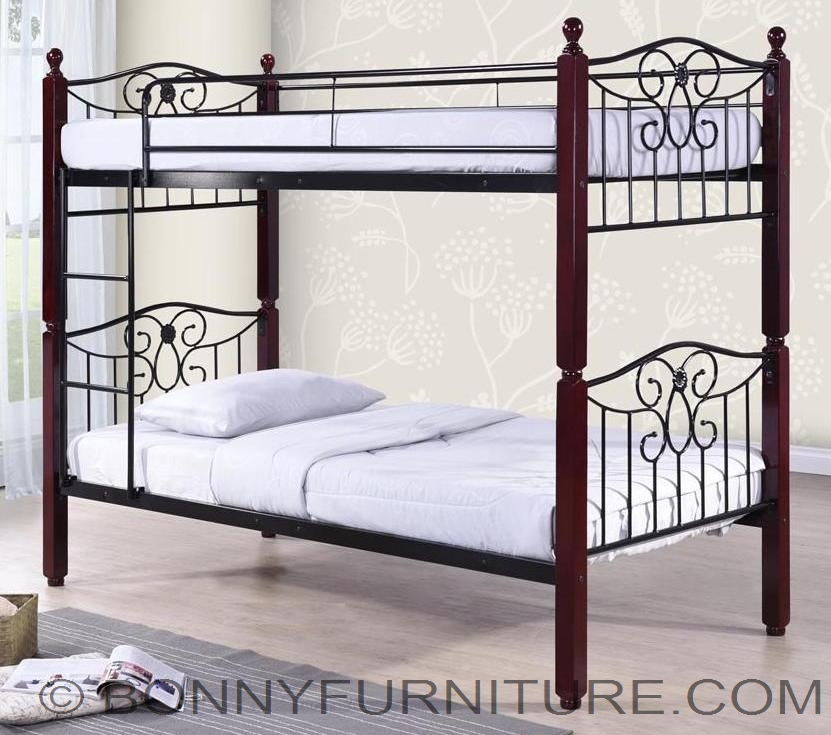 where to buy beds bm 06 deck steel bed with wooden post bonny furniture 17801