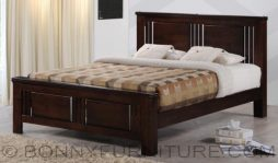 braxton wooden bed queen