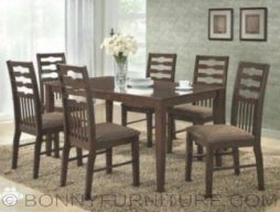 brielle 6-seater dining set