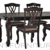 dashielle 8-seater dining set