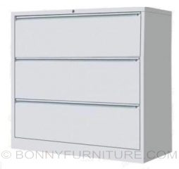 sfc-062-3 lateral filing cabinet 3-layer