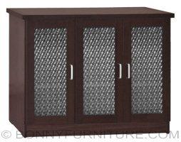 su-364 storage cabinet wenge