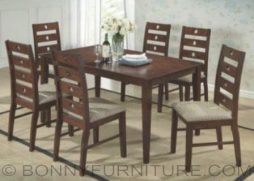 valerie 6-seater dining set