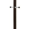 y-08 coat hanger brown