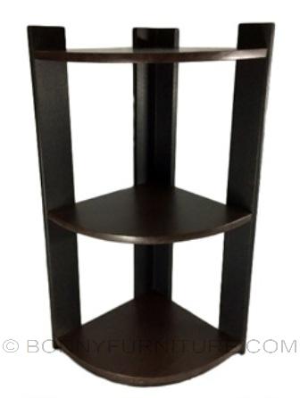 vinyl corner stand 3-layer