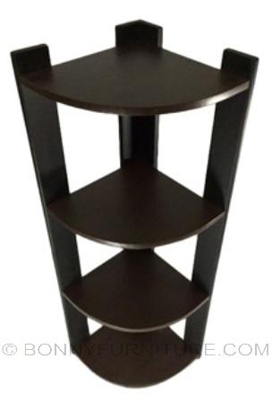 4-layer corner stand vinyl