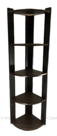 vinyl corner stand 5-layer